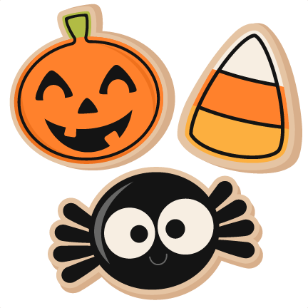 Halloween Math Clipart