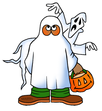 332x360 Free Halloween Clip Art By Phillip Martin