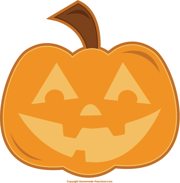 576x586 Free Halloween Clipart