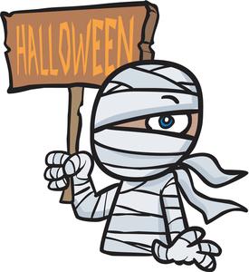 275x300 Free Mummy Clipart Image 0527 1510 2309 2146 Halloween Clipart