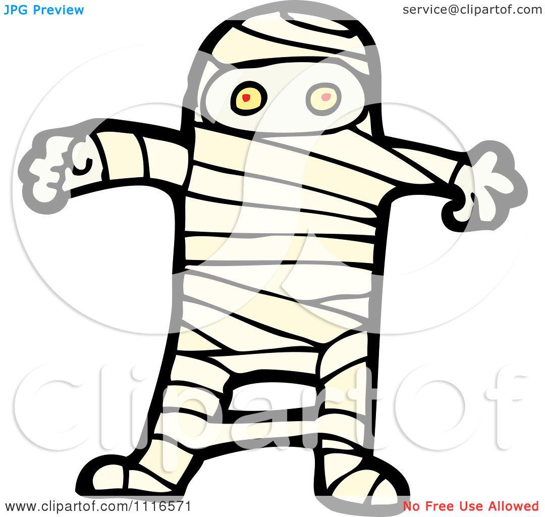 1080x1024 Clipart Halloween Mummy 1