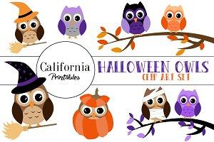 300x200 Halloween Owl Clip Art Fun For Christmas
