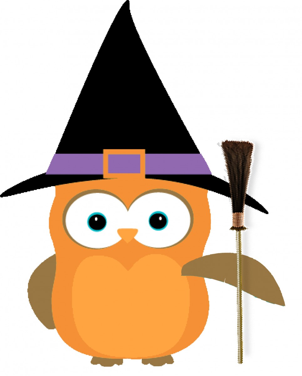 Halloween Owl Clipart at GetDrawings | Free download