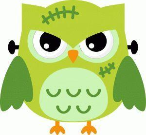 300x276 Halloween Owl Clip Art Clip Art