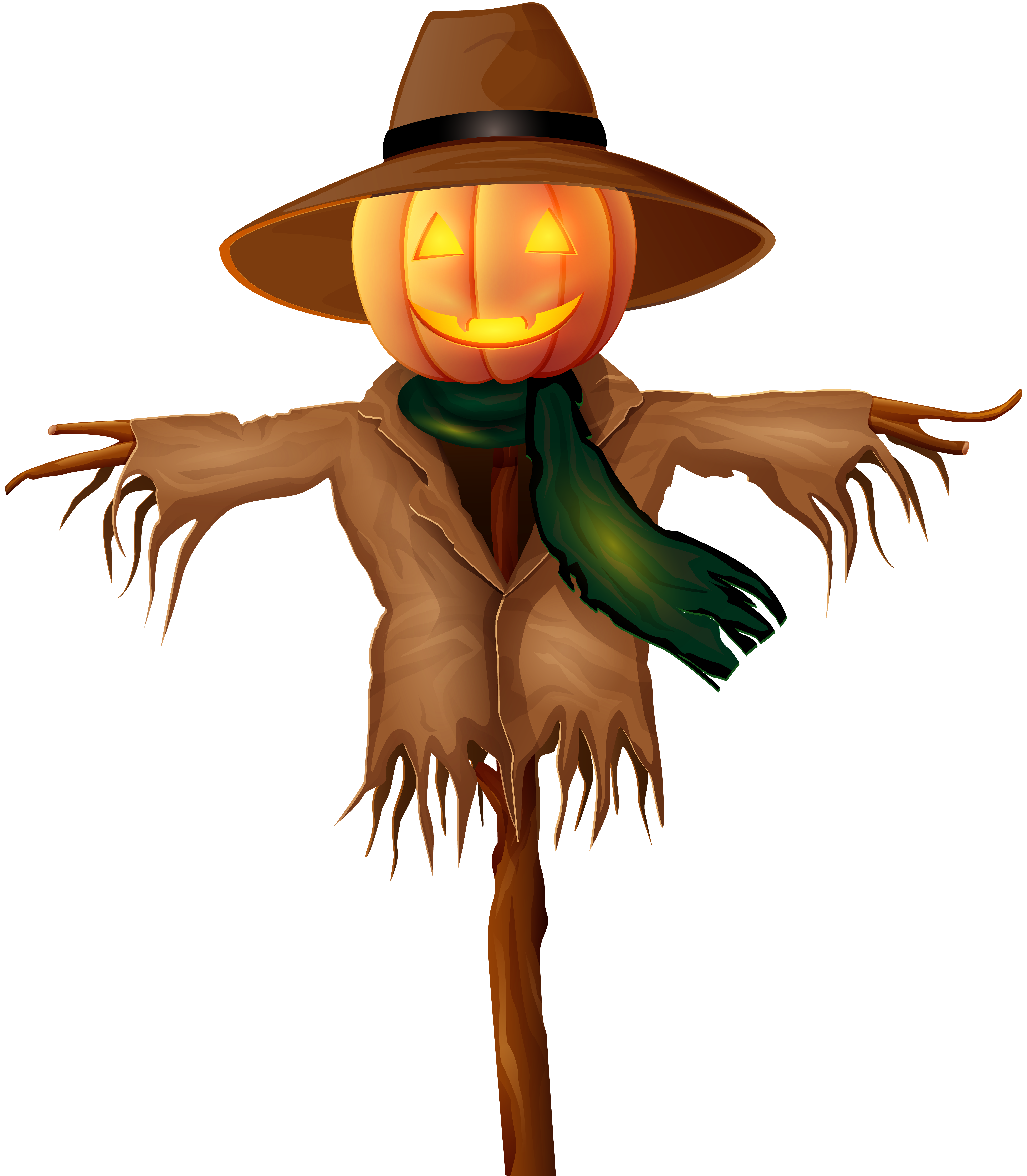 6988x8000 Halloween Scarecrow Png Gold Clip Artu200b Gallery Yopriceville