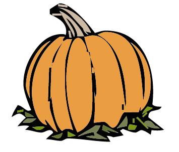 355x303 Halloween Pumpkin Clip Art Free Image