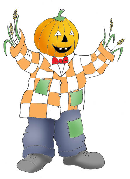 446x611 Happy Halloween Clipart