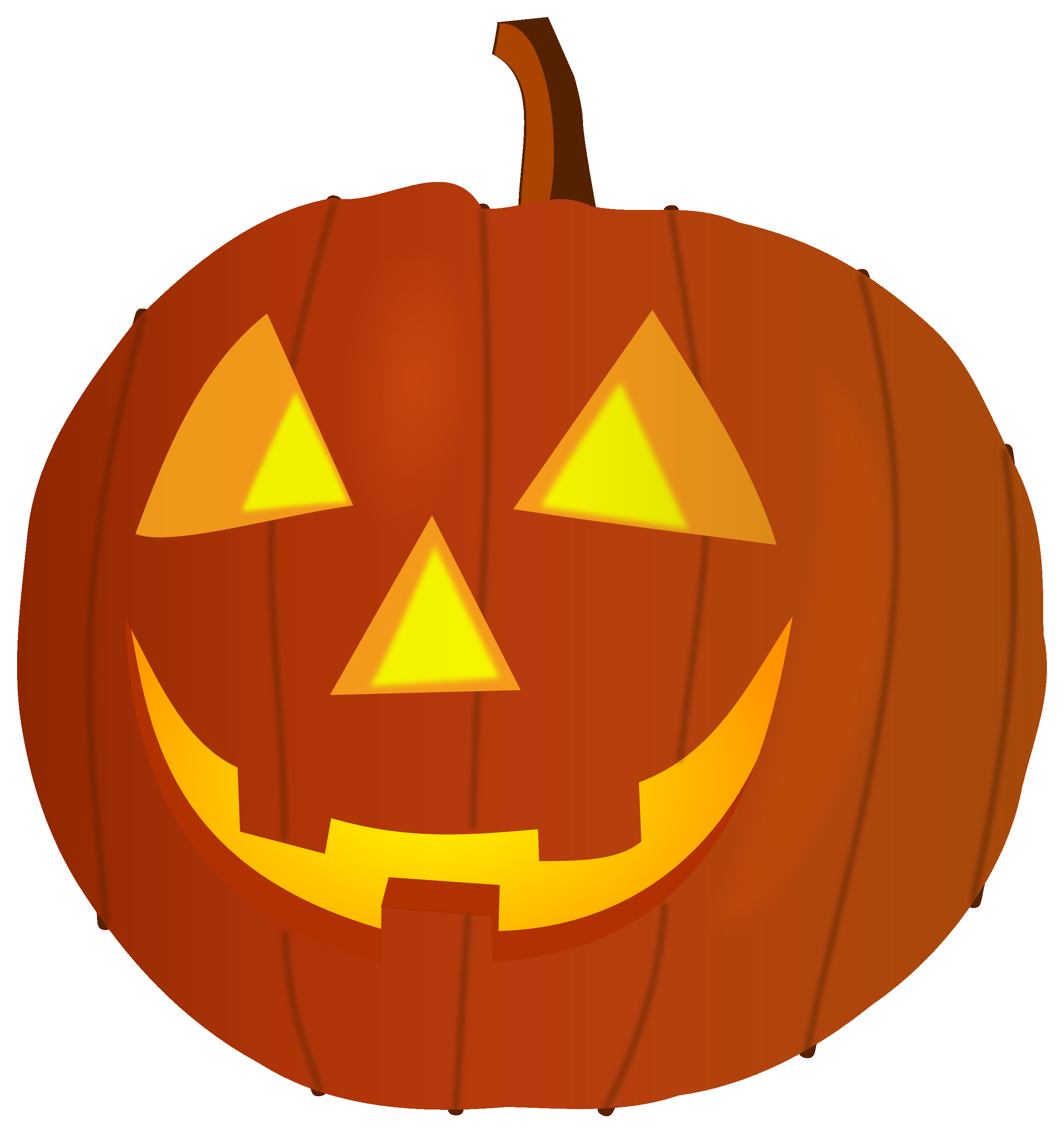 2555x2730 Cute Pumpkin Clipart Fun For Christmas Lively Picture Clip Art