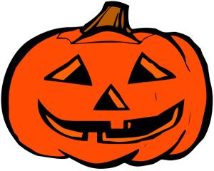300x240 Free Halloween Pumpkin Clipart