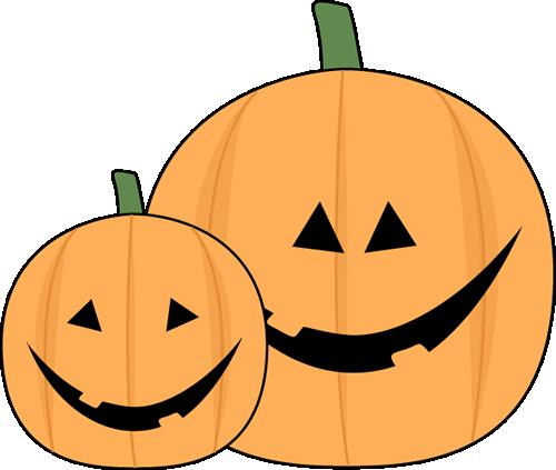 500x423 Halloween Clip Art
