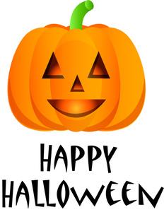 232x300 Happy Halloween Pumpkin Clipart Clipart Panda