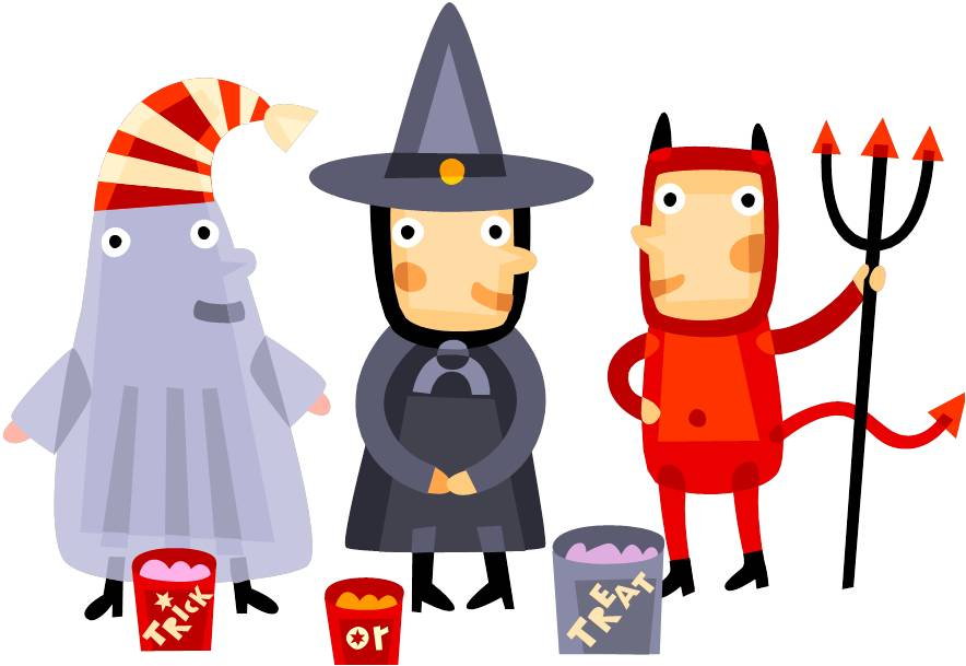 884x609 Trick Or Treats Bay County Round Up Of Trick Or Treat Times Free