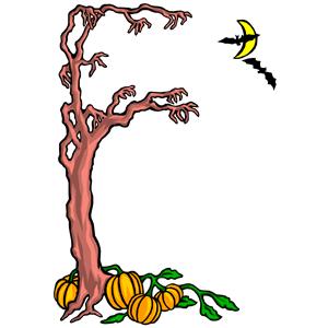 300x300 Halloween Scene Clipart, Cliparts Of Halloween Scene Free Download