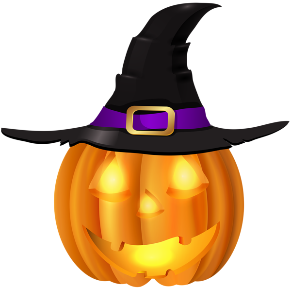 Halloween Pumpkin Png Clipart.Halloween Witch Hat Clipart At Getdrawings Com Free For