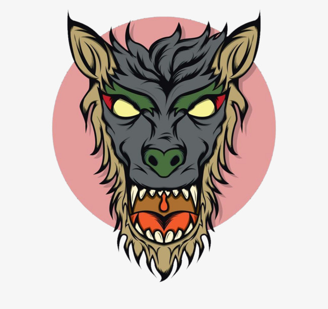 650x614 Evil Wolf Terror, Wolf, Terror, Evil Png Image And Clipart