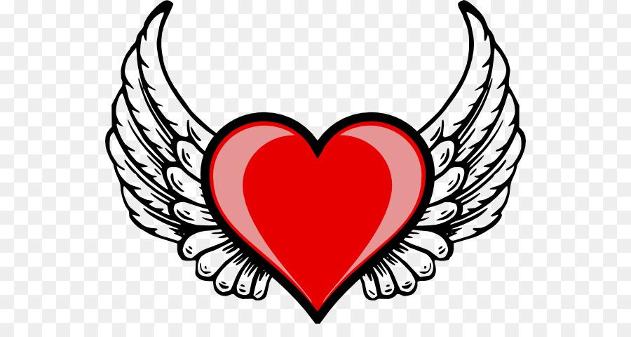 900x480 Angel Wing Clip Art