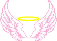 236x168 Baby Angel Wings Clipart