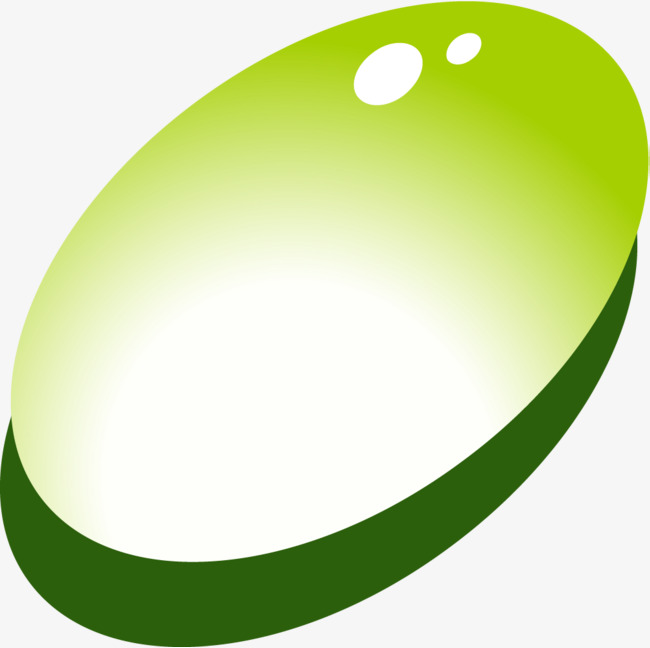 650x648 Hand Painted Green Water Drop, Hand, Dot, Halo Png Image
