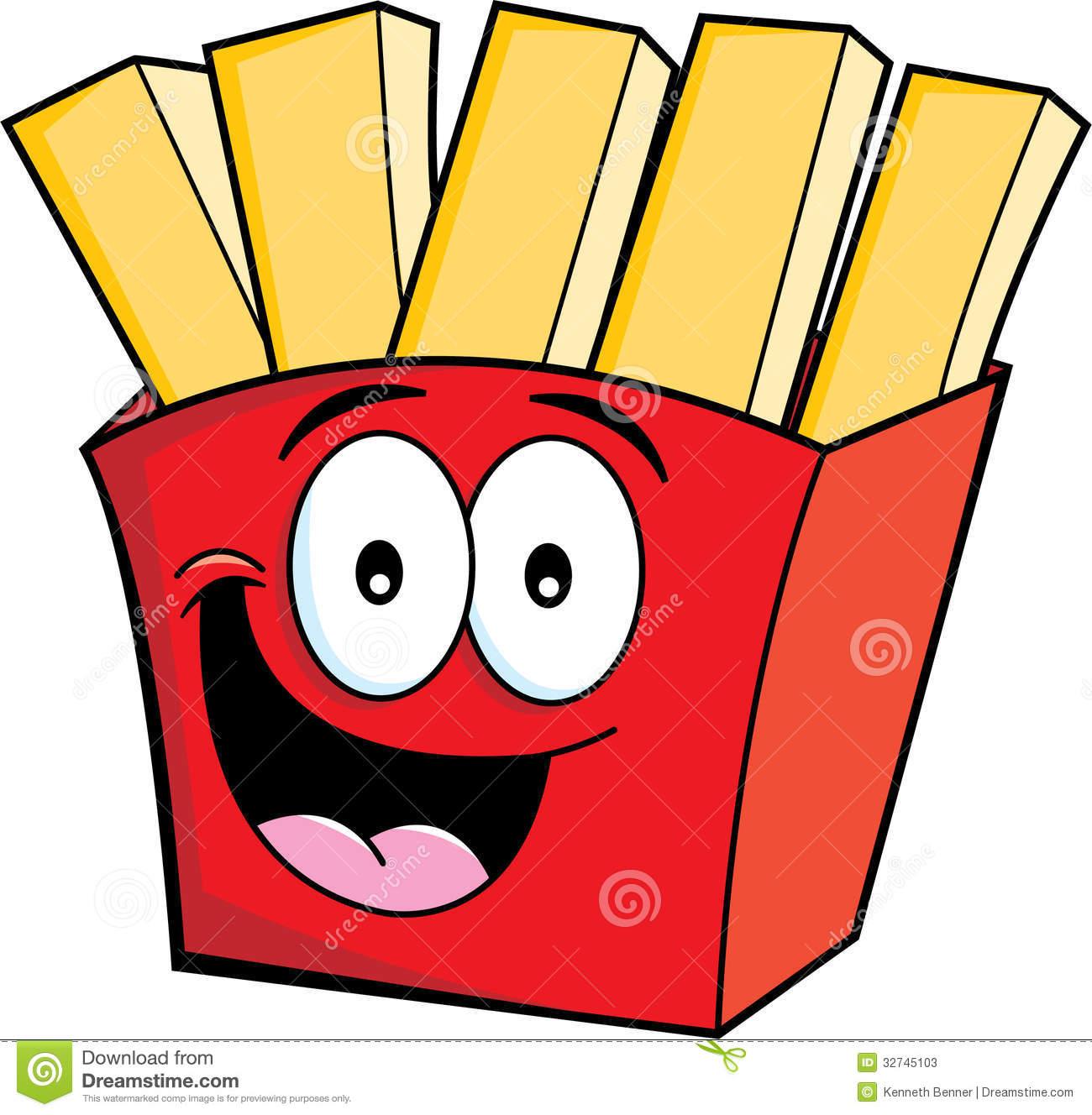 1300x1328 French Fries Clipart Cute Cartoon