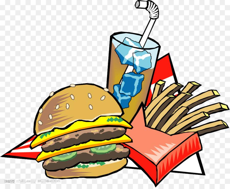 900x740 Hamburger Fast Food Clip Art