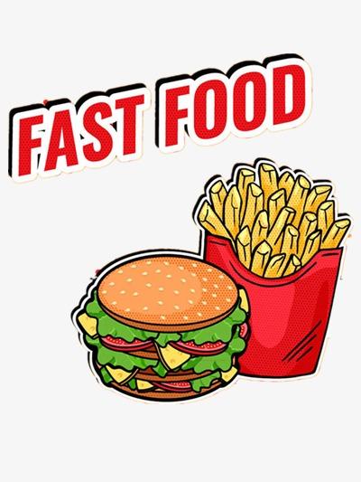 400x533 Burger Fries, Hamburger, French Fries, Food Png Image