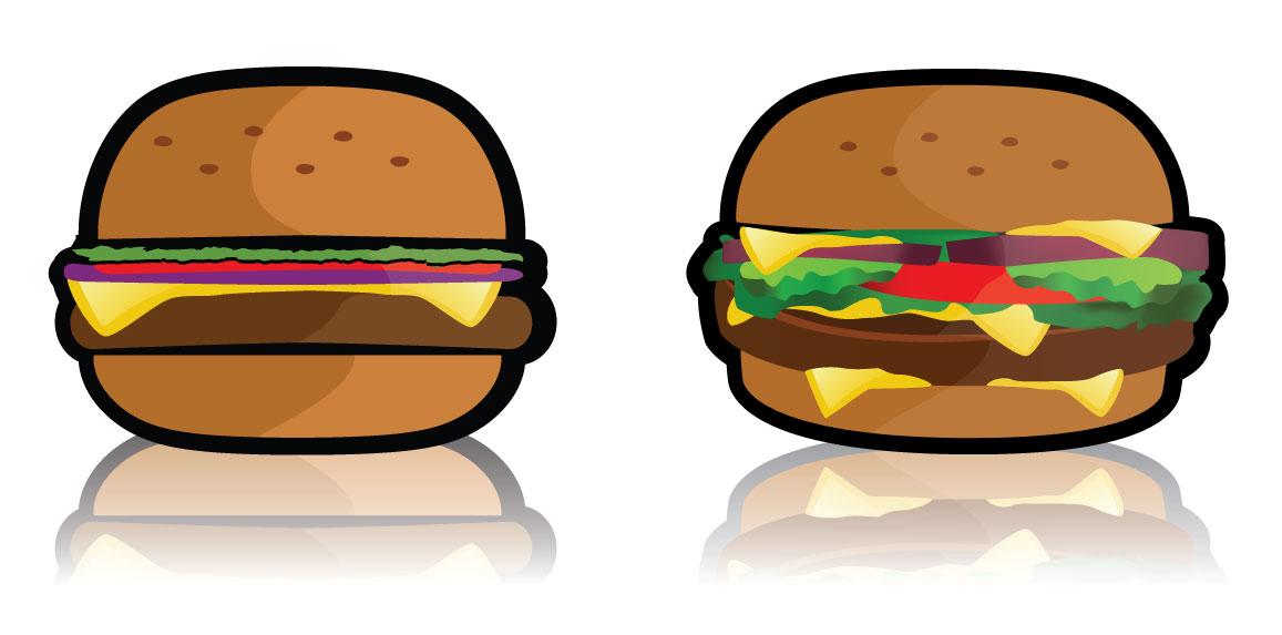 1157x573 Burger Clip Art