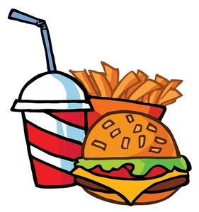 281x300 Free Hamburger Clipart Image 0521 1004 0715 5505 Computer Clipart