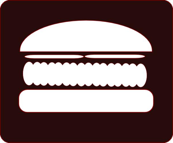 600x497 Hamburger Icon Clip Art Free Vector 4vector