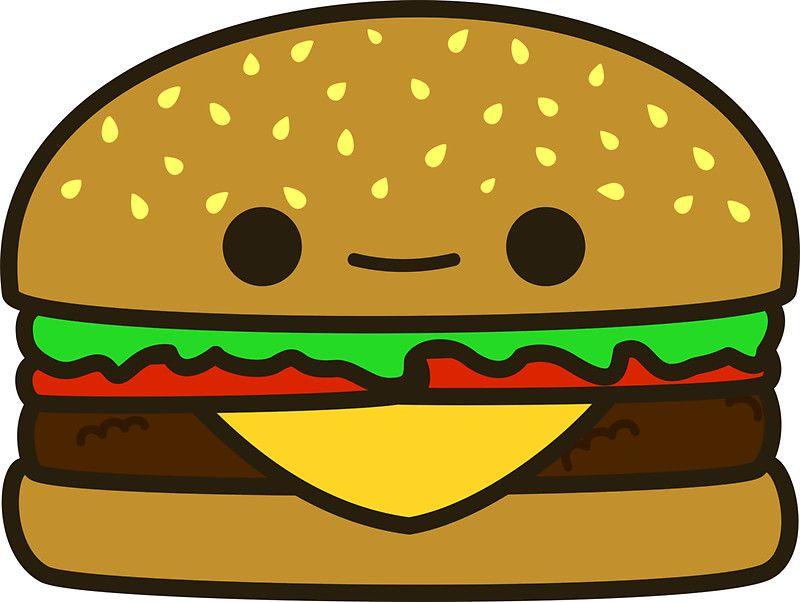 800x602 Resultado De Imagem Para Kawaii Hamburger Disney
