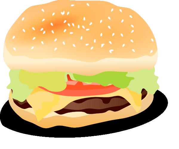 600x499 Hamburger Clipart Hamburger Clip Art