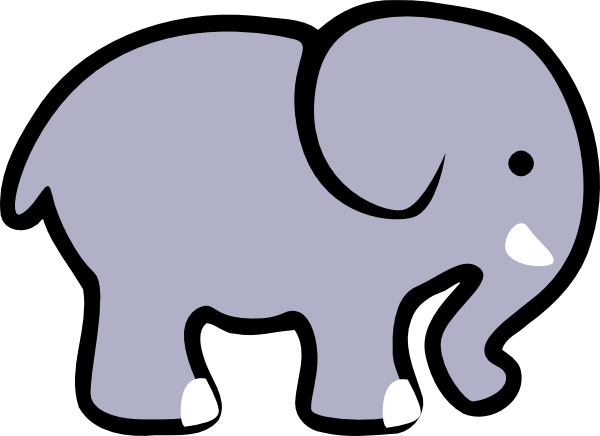 600x436 Collection Of Alabama Elephant Clipart High Quality, Free