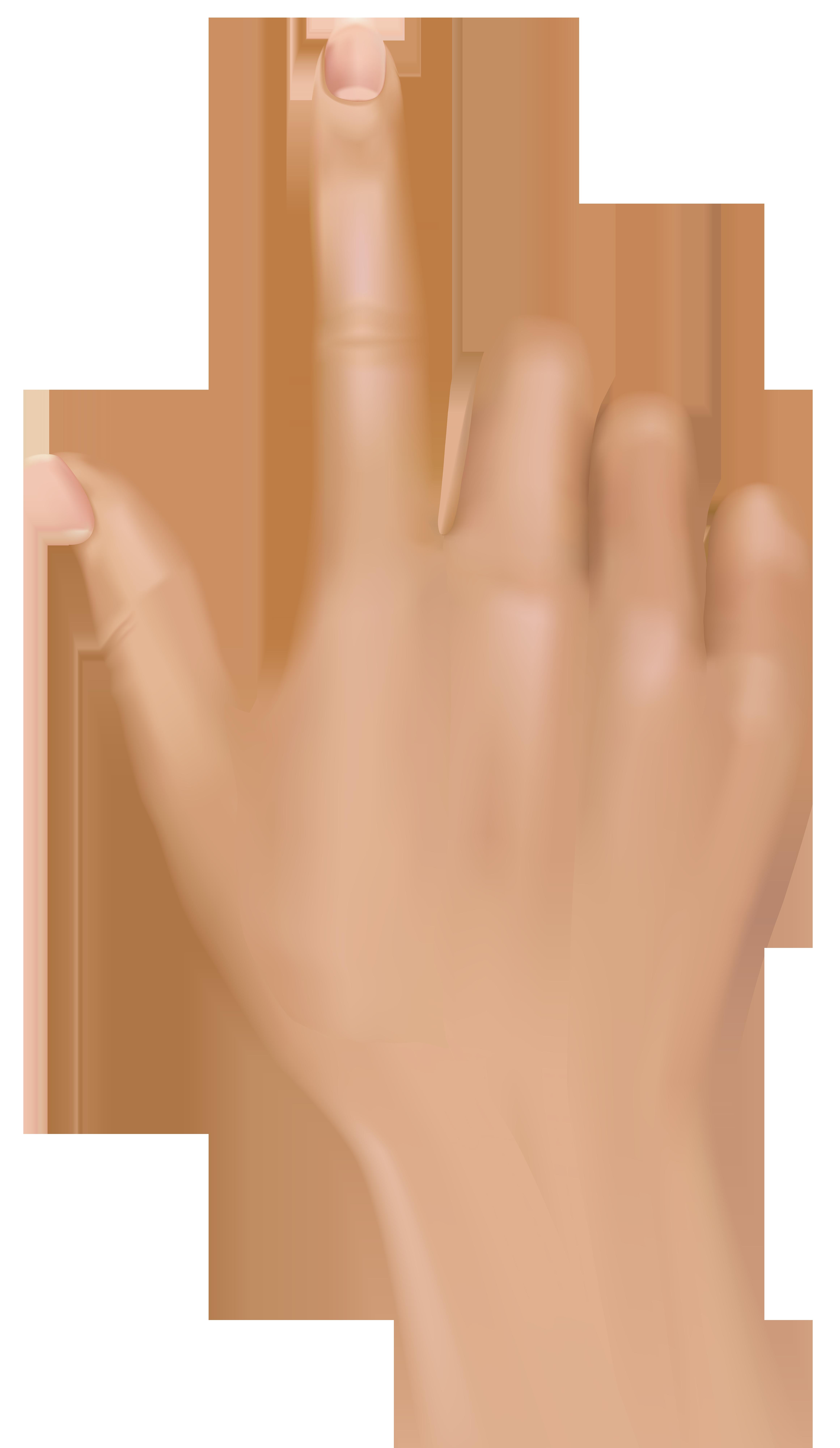 4643x8000 Tuching Finger Hand Png Clip Art