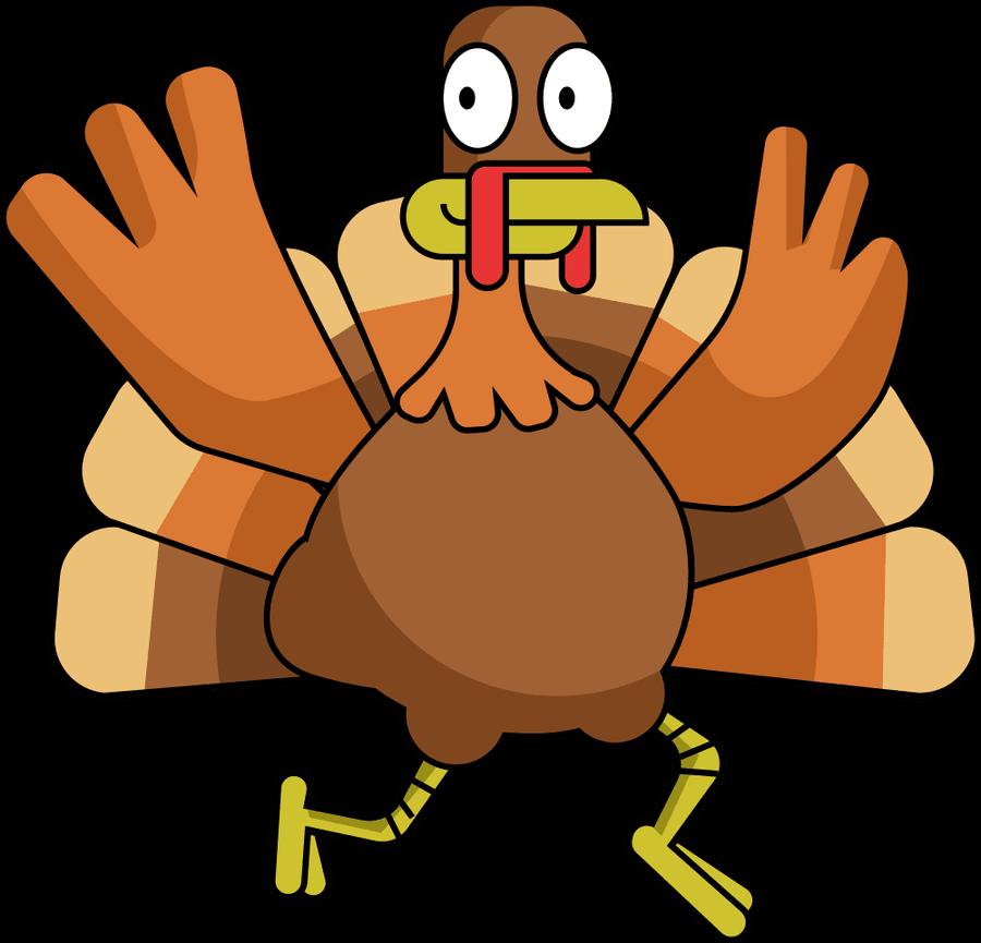 900x865 Turkey Family Cliparts