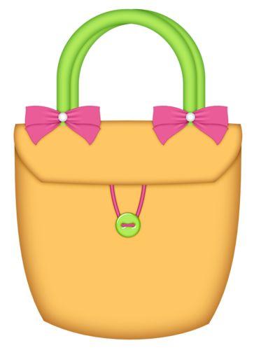 Handbag Clipart