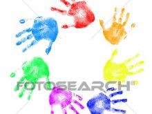 220x165 Handprint Clip Art Free