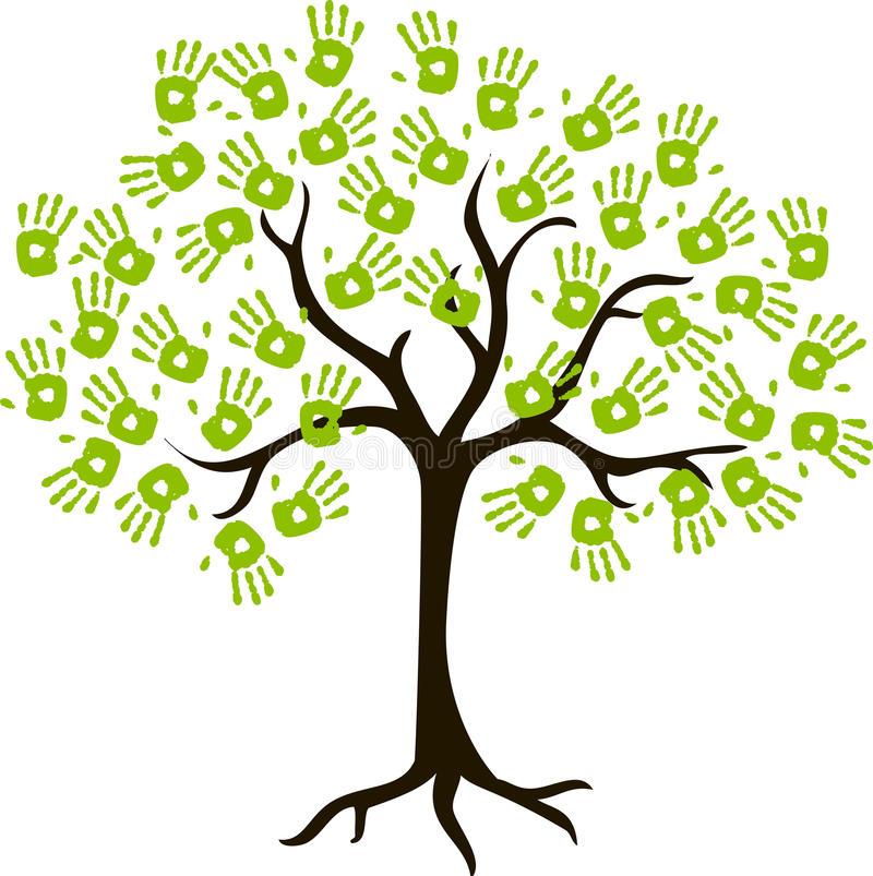 800x803 Handprint Tree Clipart Amp Handprint Tree Clip Art Images
