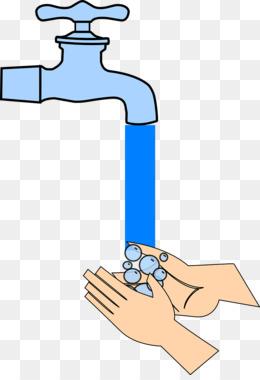 260x380 Hand Washing Soap Clip Art