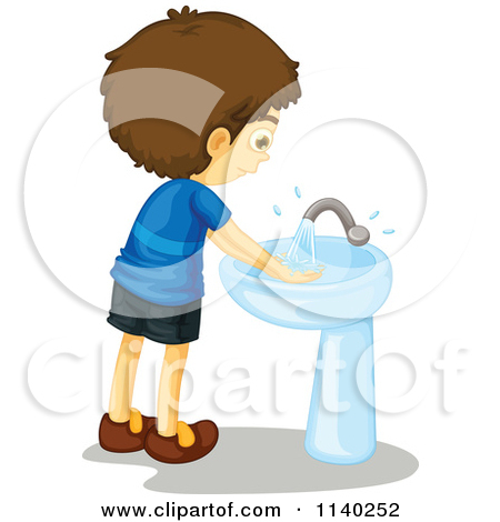 450x470 Kids Cleaning Bathroom Clipart Clipart Panda
