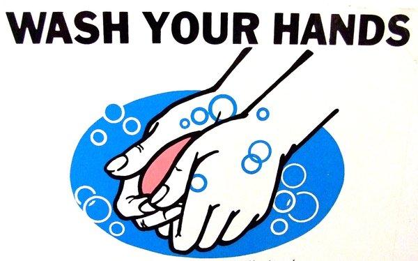 600x374 Free Hand Washing Clip Art Hand Washing Stock Illustration