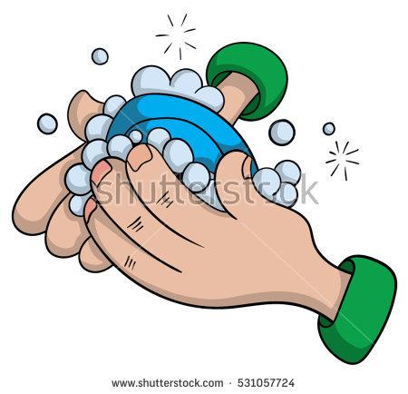 450x434 Hand Washing Clip Art Free Washing Hands Cartoon Stock Images