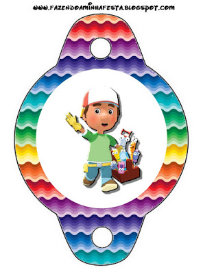 296x400 Handy Manny Party Free Party Printables, Papers And Images. Oh