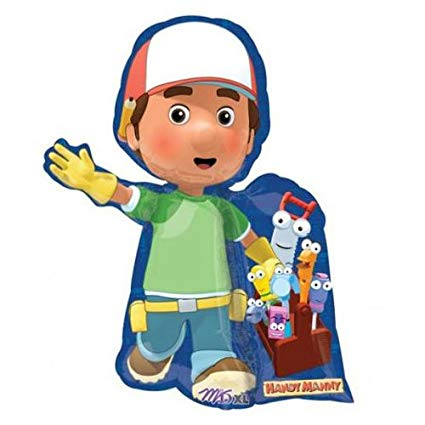 425x425 35 Handy Manny And Tools Balloon Toys Amp Games