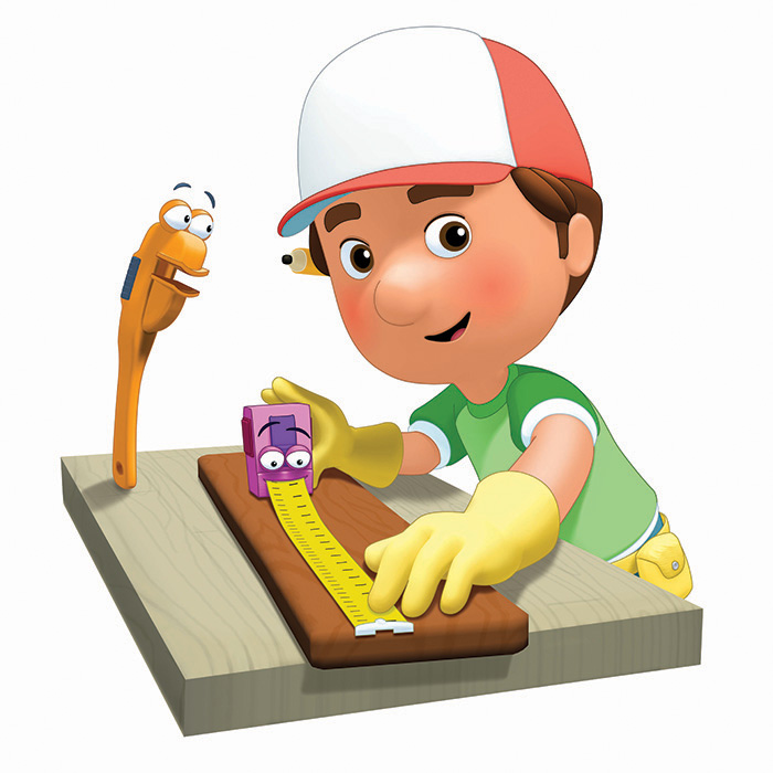 700x700 Handy Manny In 3d (Finished In Photoshop) Mary A. Rappazzo 1
