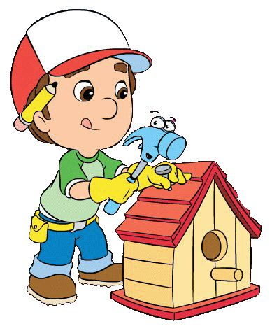 Handy Manny Tools Clipart At Getdrawings Com Free For