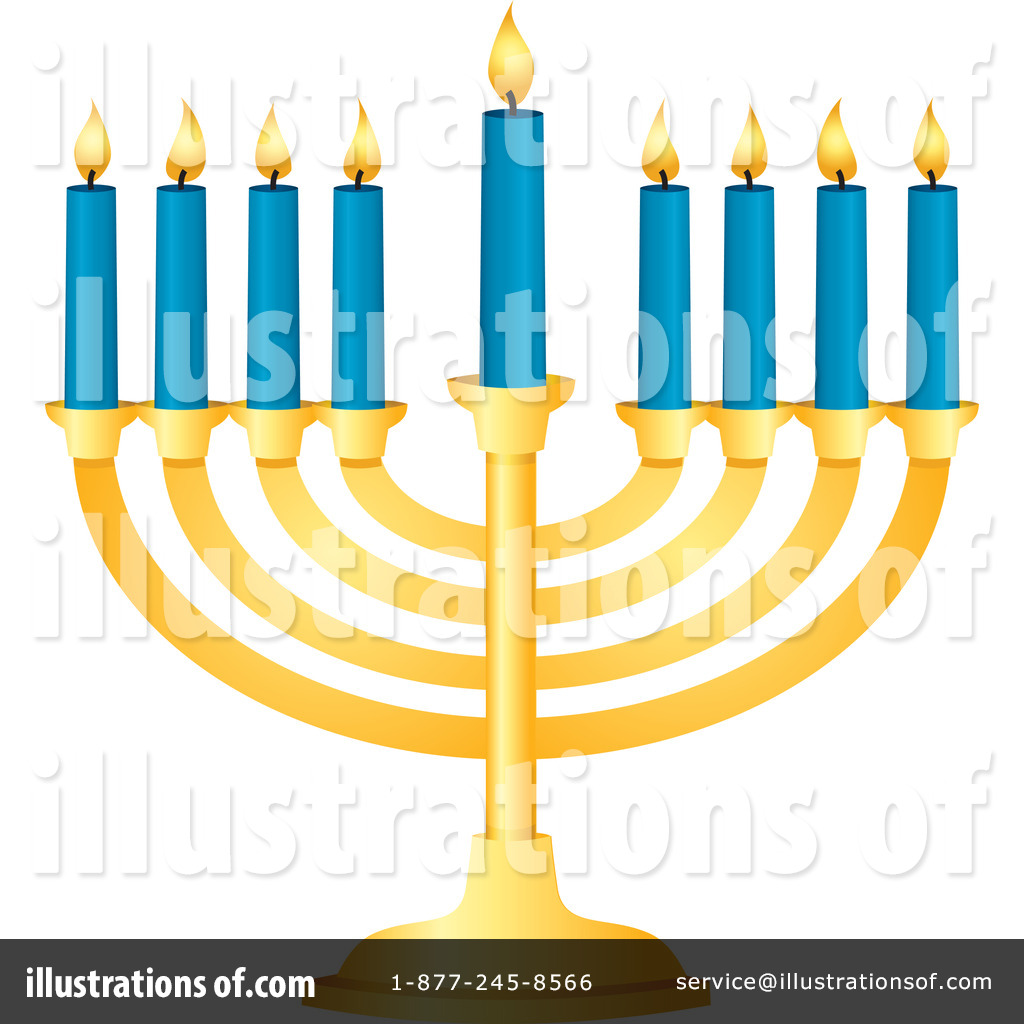1024x1024 Hanukkah Clipart