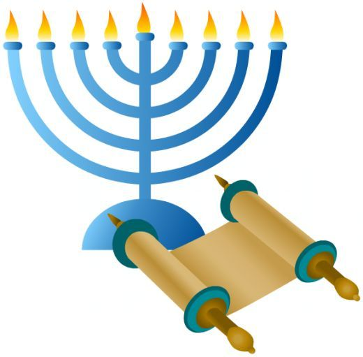 520x511 Free Hanukkah Cards Clip Art Hanukkah Cards, Hanukkah