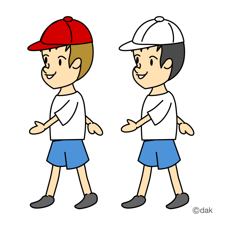 800x800 Boy Walking Clipart