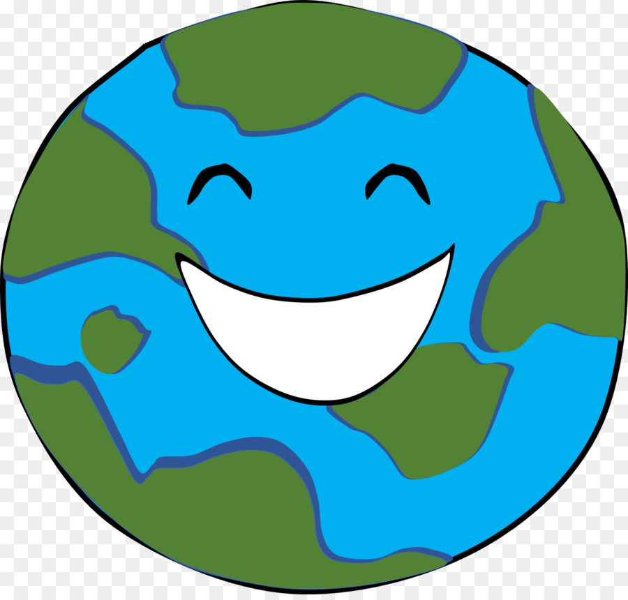 900x860 Earth Happiness Smile Clip Art