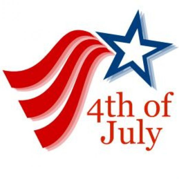 600x600 4th Of July Graphics Clipart Free 4th Of July Clipart Independence