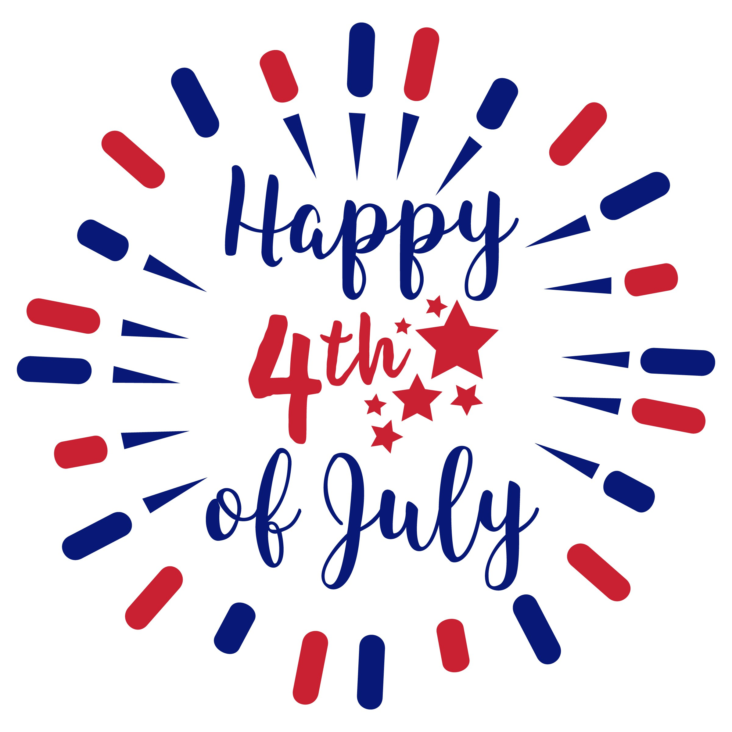 2400x2400 4th Of July Clip Art Archives